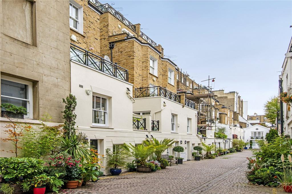 1 Bedroom Mews House for sale in Stanhope Mews South, London, SW7