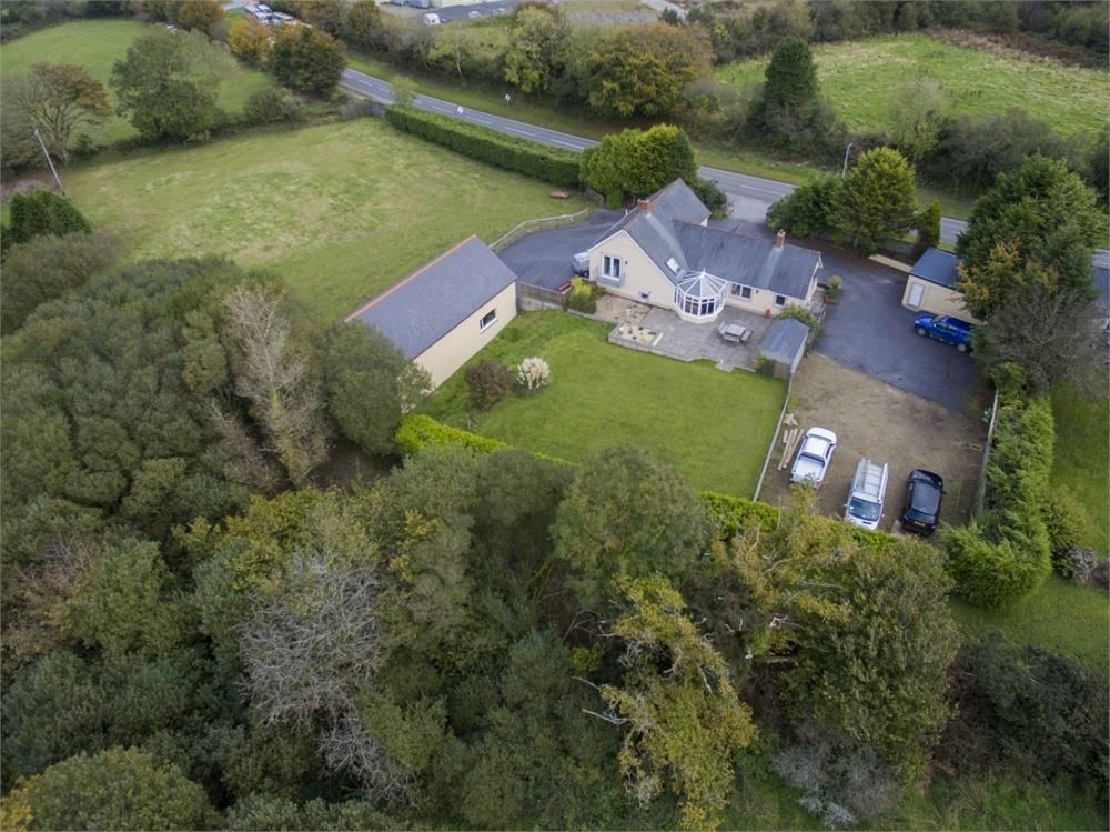 4 Bedrooms Detached House for sale in Hedd Annedd, Crymych, Pembrokeshire