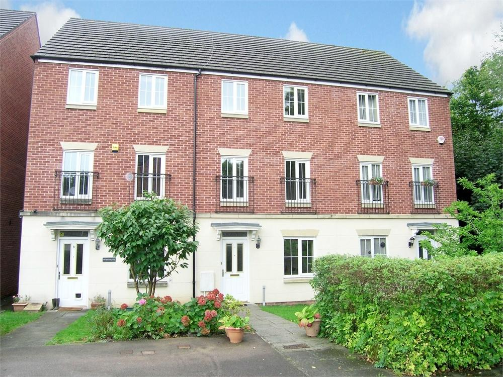 4 Bedrooms Town House for sale in Marle Close, Pentwyn, Cardiff