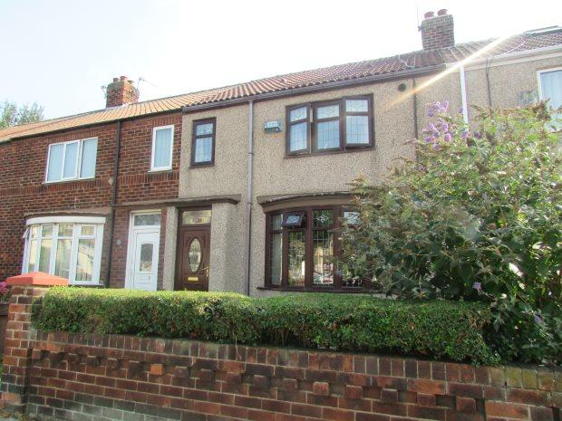 3 Bedrooms Terraced House for sale in STATION LANE, SEATON CAREW, HARTLEPOOL