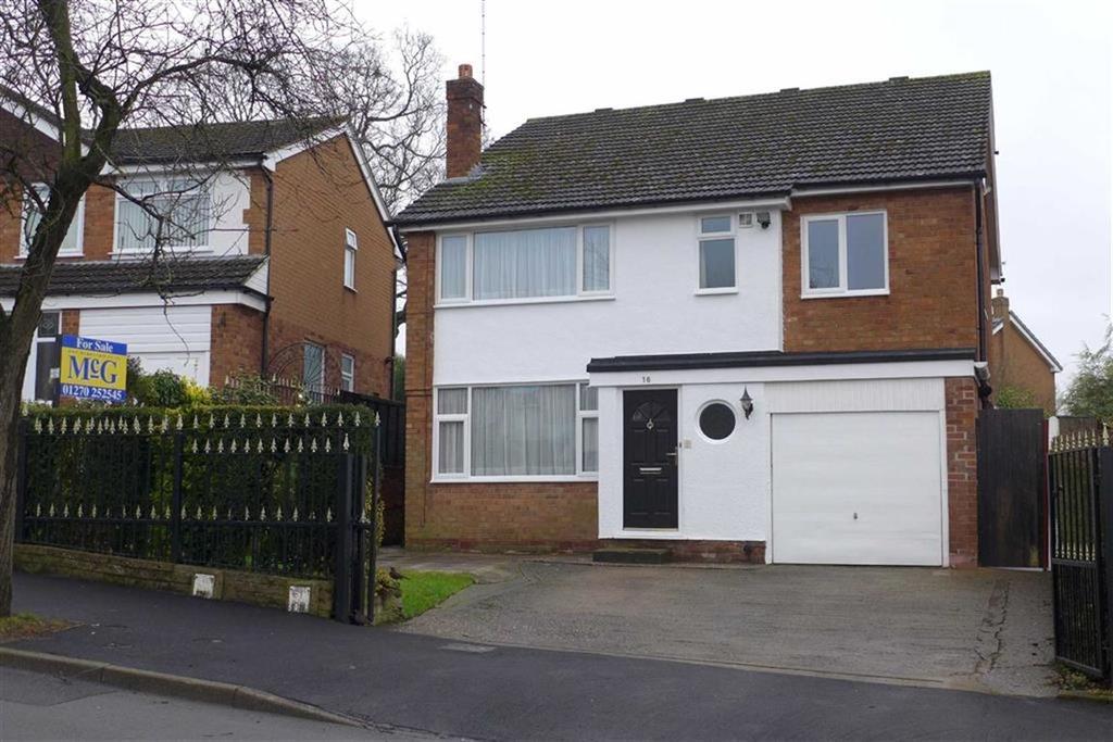 6 Bedrooms Detached House for sale in Bankfield Avenue, Wistaston, Crewe