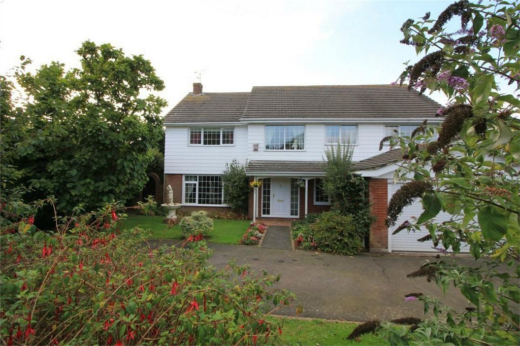 5 Bedrooms Detached House for sale in HASTINGS, (Westfield Parish), East Sussex