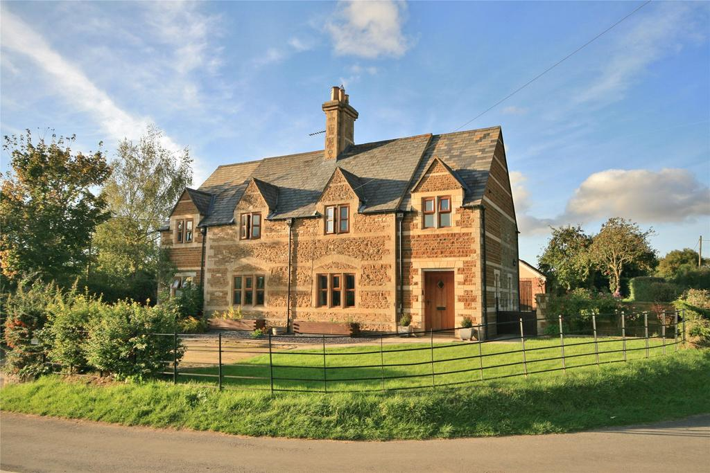5 Bedrooms Detached House for sale in Bulby, Bourne, PE10