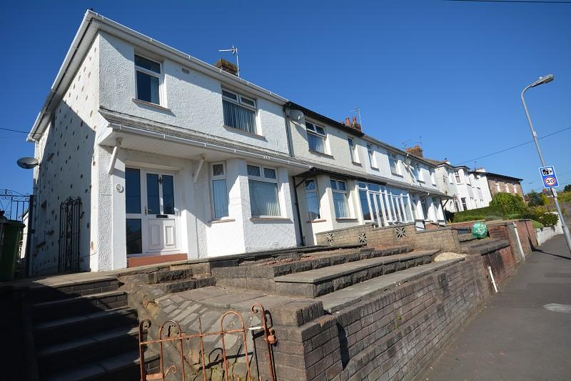 3 Bedrooms Semi Detached House for sale in Church Road, Rumney, Cardiff. CF3