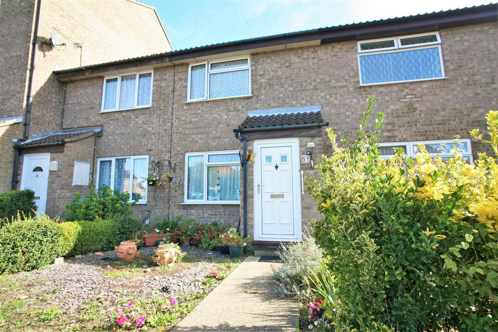 2 Bedrooms Terraced House for sale in Jasmine Close, Trimley St. Martin, Felixstowe
