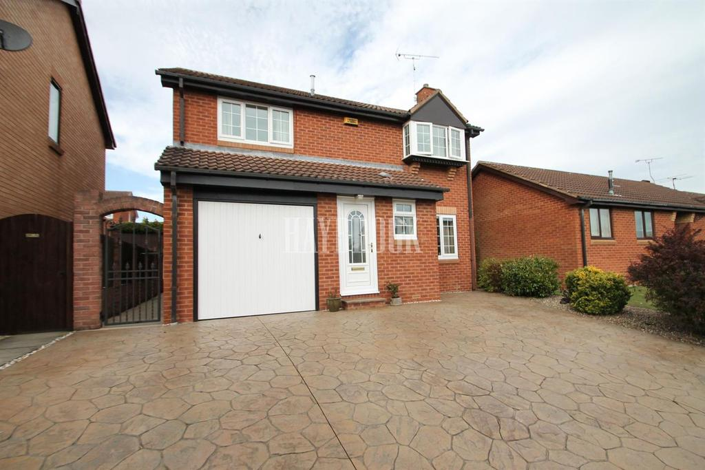 4 Bedrooms Detached House for sale in Broadlands Avenue, Owlthorpe