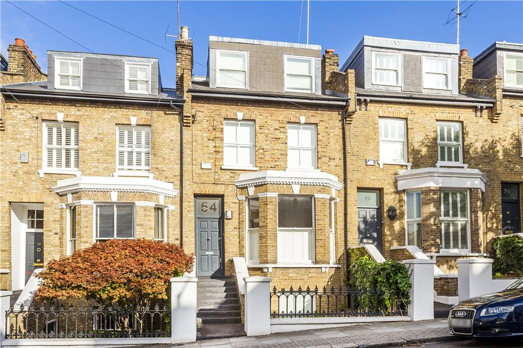 3 Bedrooms Terraced House for sale in Eland Road, Clapham, London, SW11