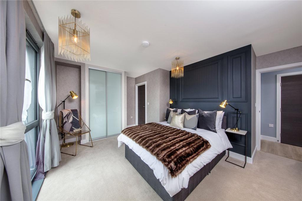 2 Bedrooms Flat for sale in N46 Bourchier Court, London Road, Sevenoaks, Kent, TN13
