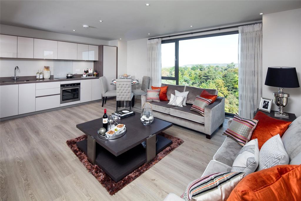 2 Bedrooms Flat for sale in N46 Prime Place, London Road, Sevenoaks, Kent, TN13