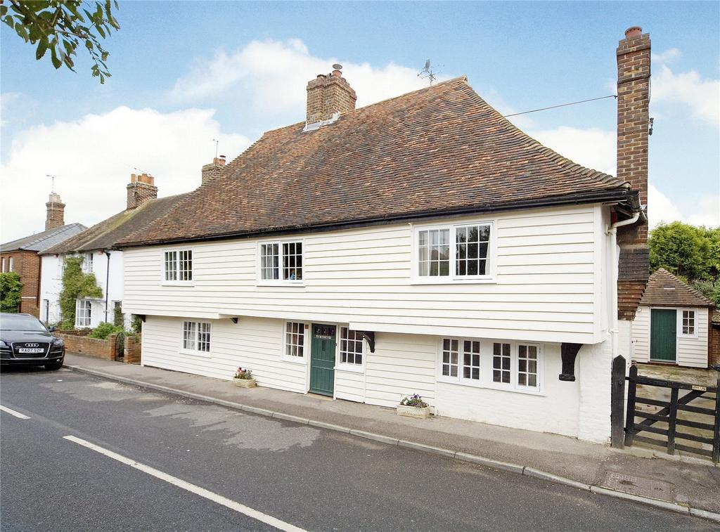 4 Bedrooms Detached House for sale in High Street, Fordwich, Canterbury, Kent