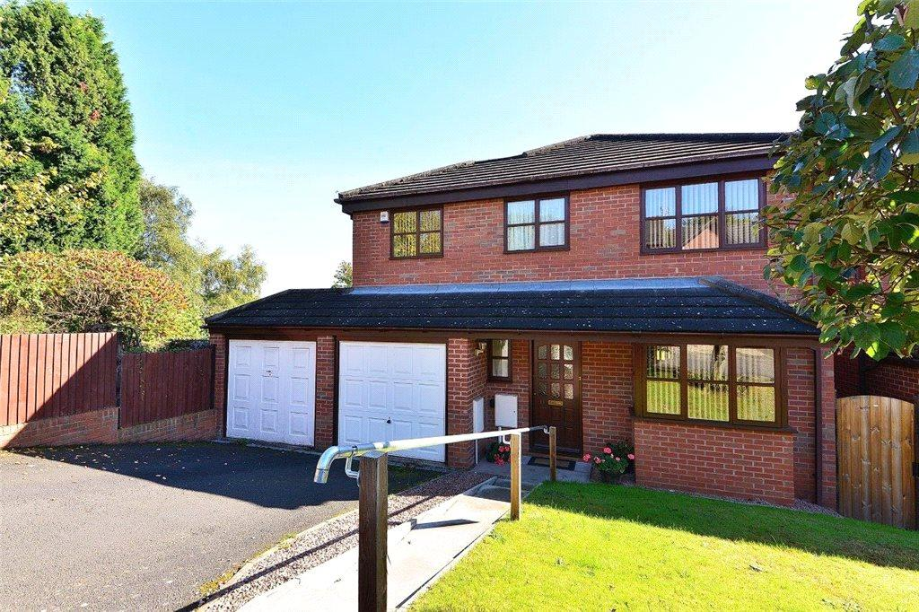 4 Bedrooms Detached House for sale in Bernie Crossland Walk, Kidderminster, DY10