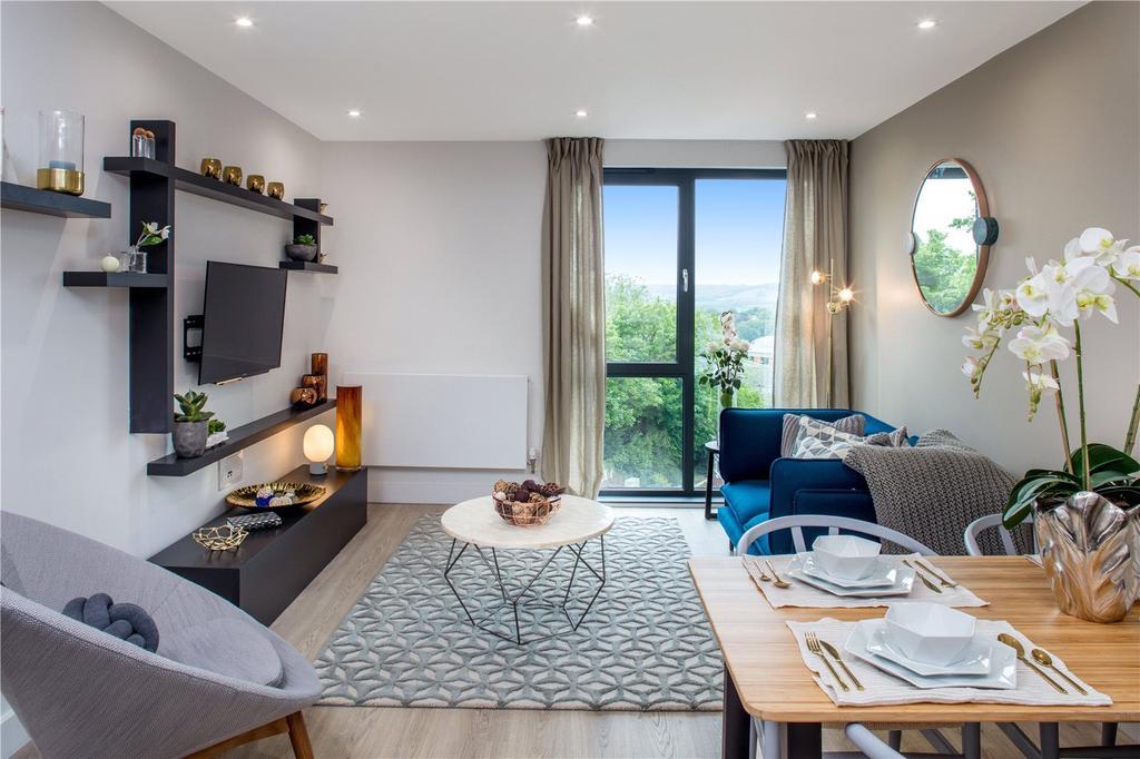 2 Bedrooms Flat for sale in N6 Bourchier Court, London Road, Sevenoaks, Kent, TN13