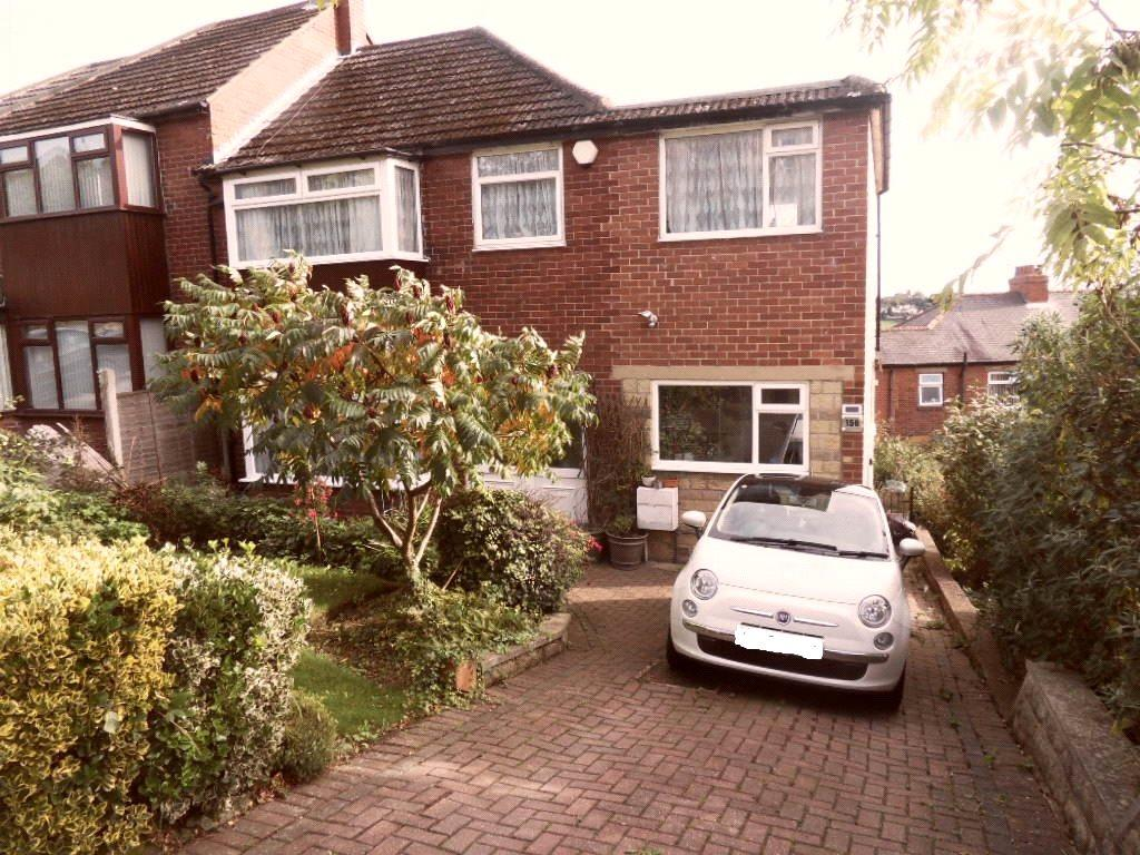 3 Bedrooms Semi Detached House for sale in Soothill Lane, Batley, West Yorkshire, WF17