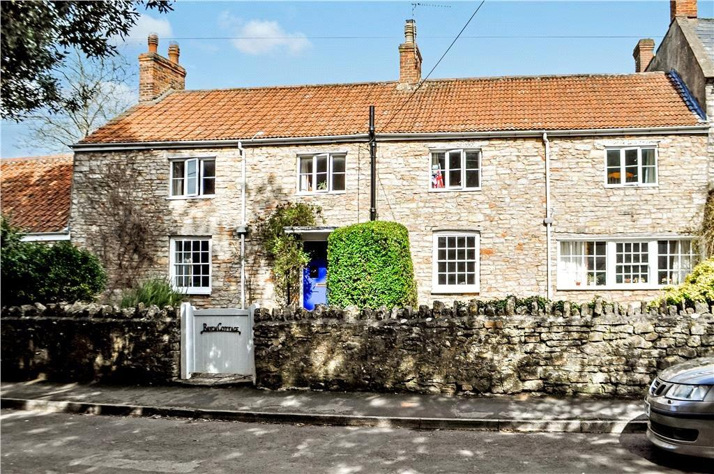 4 Bedrooms House for sale in High Street, Wookey, Wells, Somerset, BA5