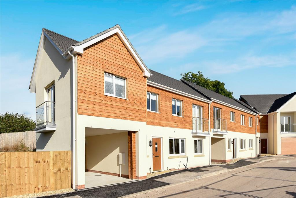 3 Bedrooms House for sale in Mitchell Gardens, Axminster, Devon, EX13