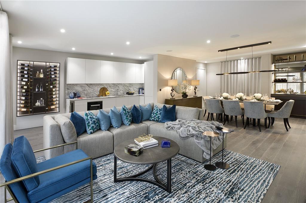 3 Bedrooms Flat for sale in Castle Lane, London