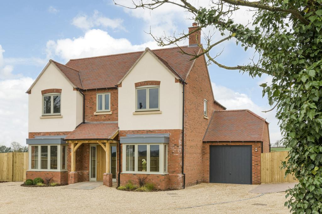 4 Bedrooms Detached House for sale in Croft House, Temple Grafton