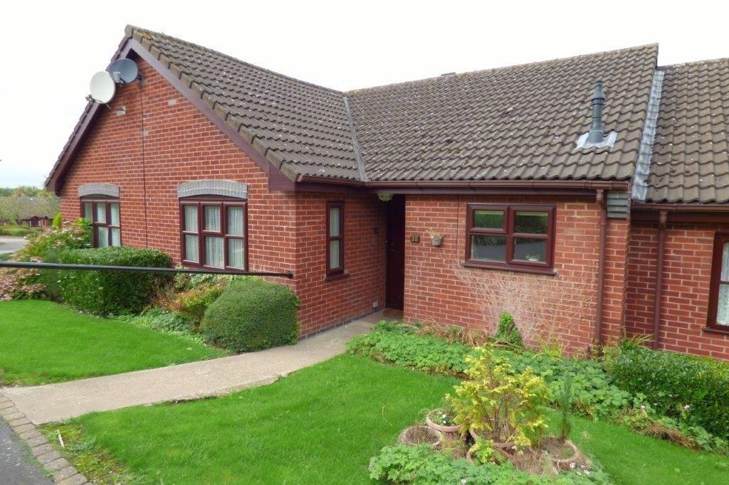 2 Bedrooms Terraced Bungalow for sale in Holly Green, Stapenhill, Burton upon Trent