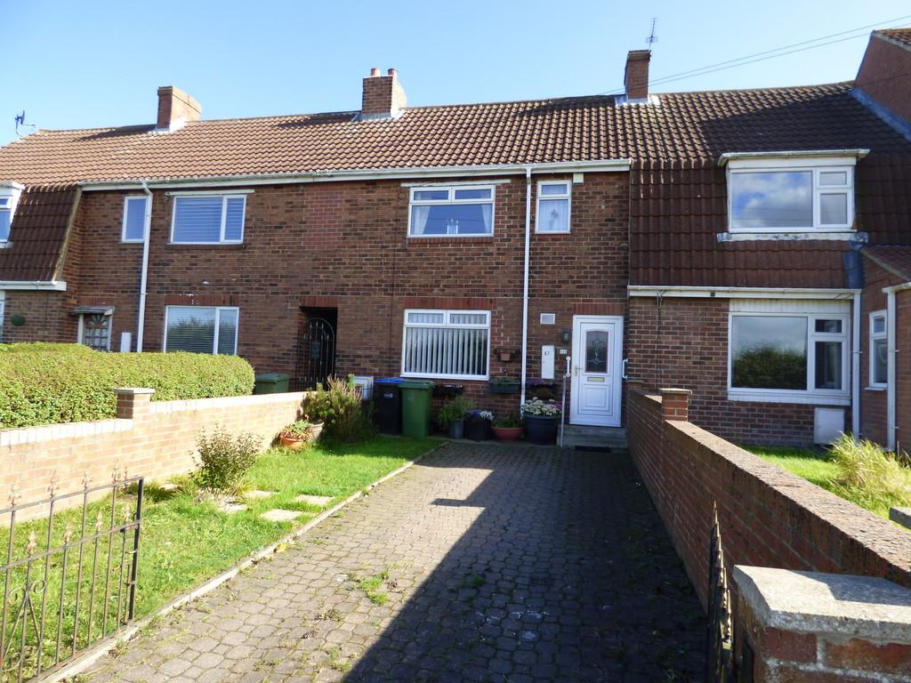 3 Bedrooms Terraced House for sale in Hessewelle Cresent, Haswell