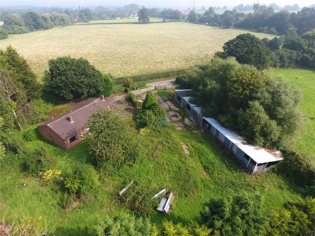 3 Bedrooms Detached Bungalow for sale in Wychbold, Droitwich, Worcestershire