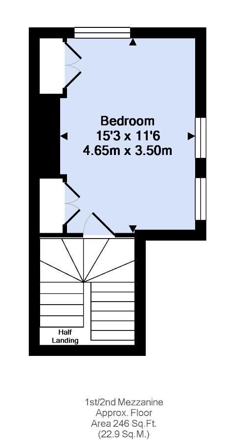 Floorplan 4 of 7: Mezzanine