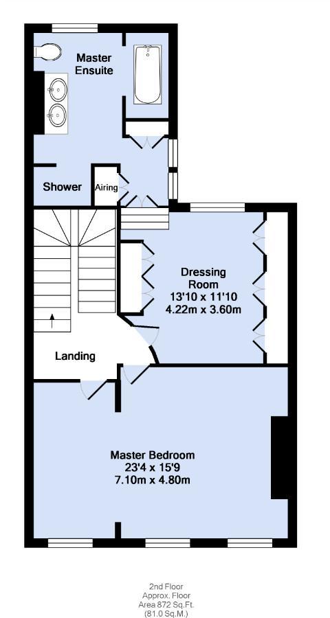 Floorplan 5 of 7: Second Floor