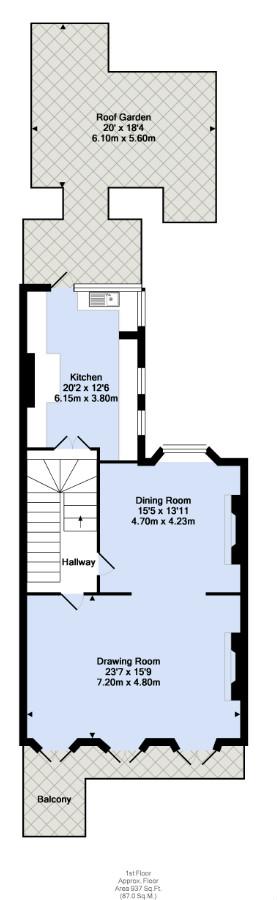 Floorplan 3 of 7: First Floor