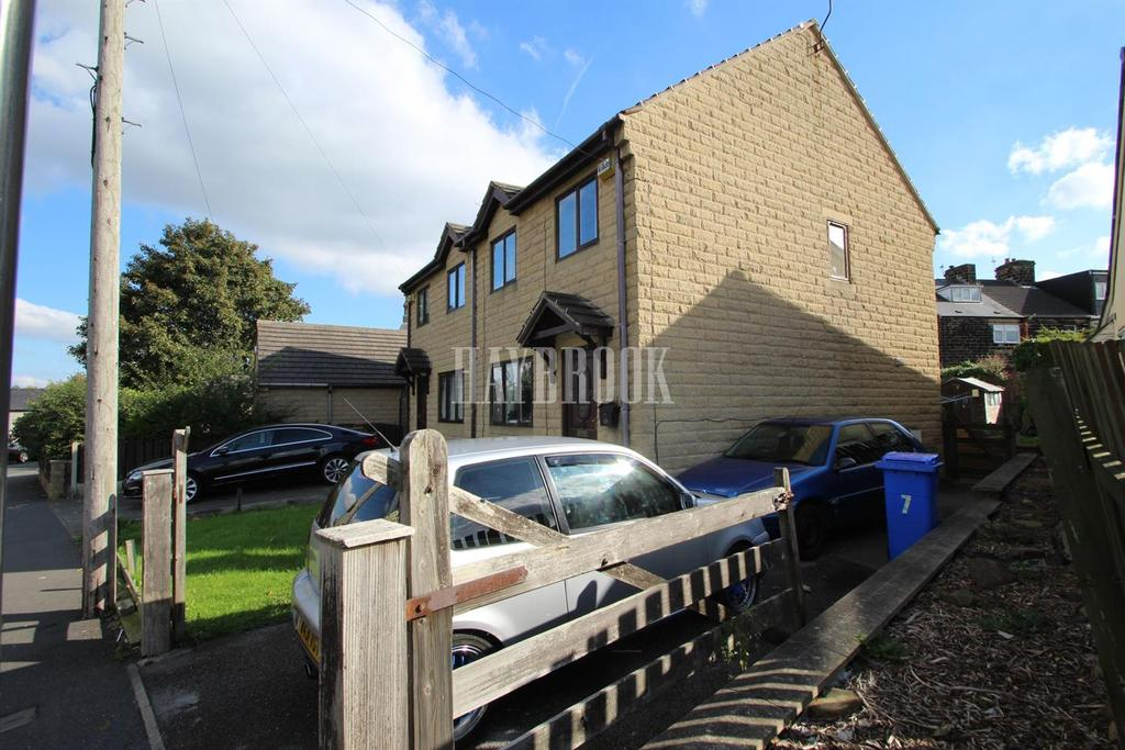 3 Bedrooms Semi Detached House for sale in Angram Road, High Green
