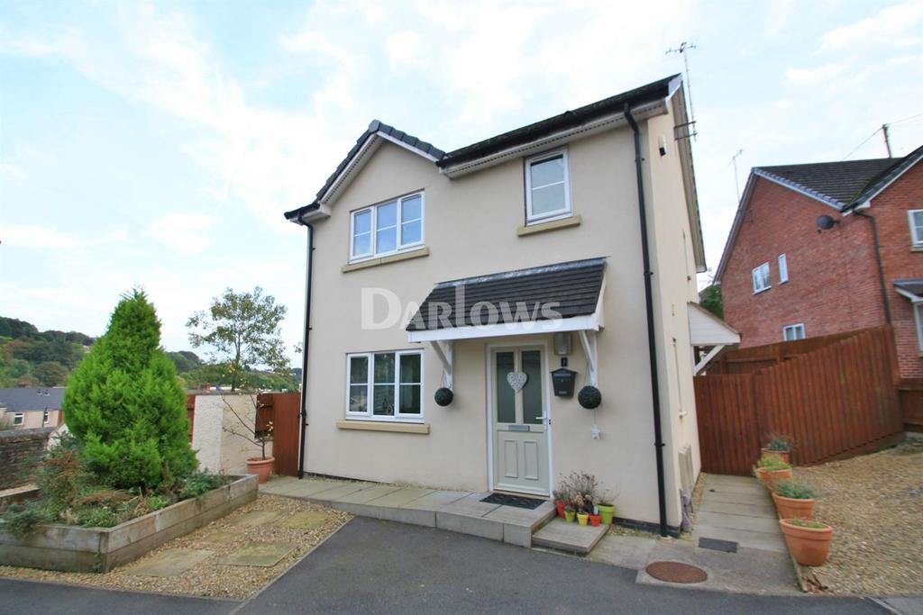 3 Bedrooms Detached House for sale in Llwyd Court, Pontnewynydd, Pontypool