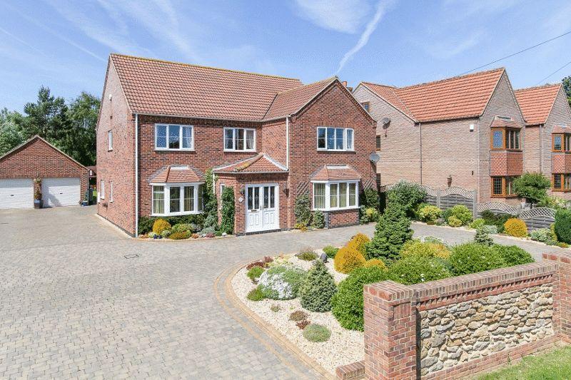 5 Bedrooms Detached House for sale in Short Lane, West Halton, Scunthorpe