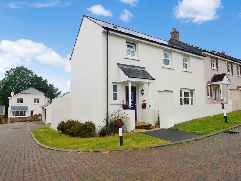 3 Bedrooms End Of Terrace House for sale in Shebbear, Beaworthy