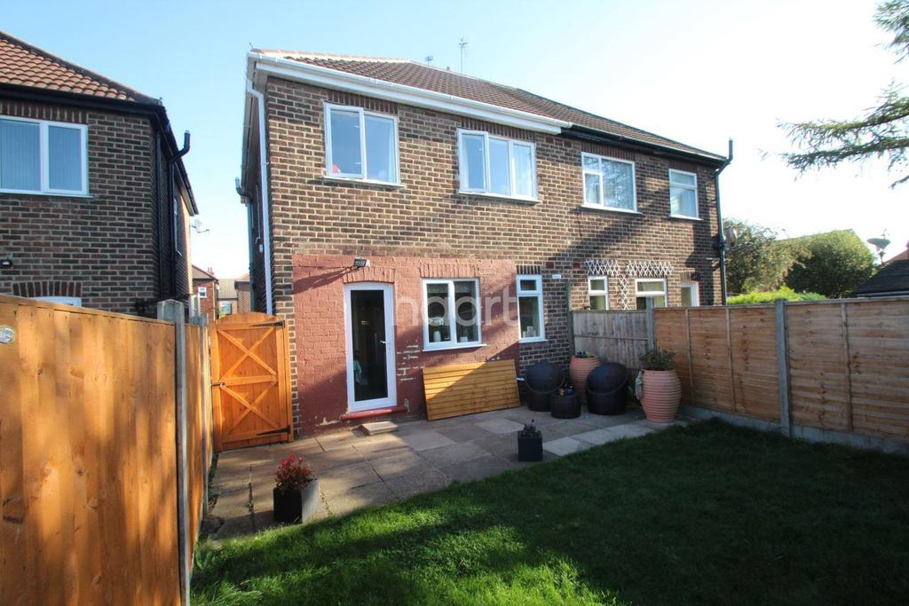 3 Bedrooms Semi Detached House for sale in Cartwight Street, Loughborough