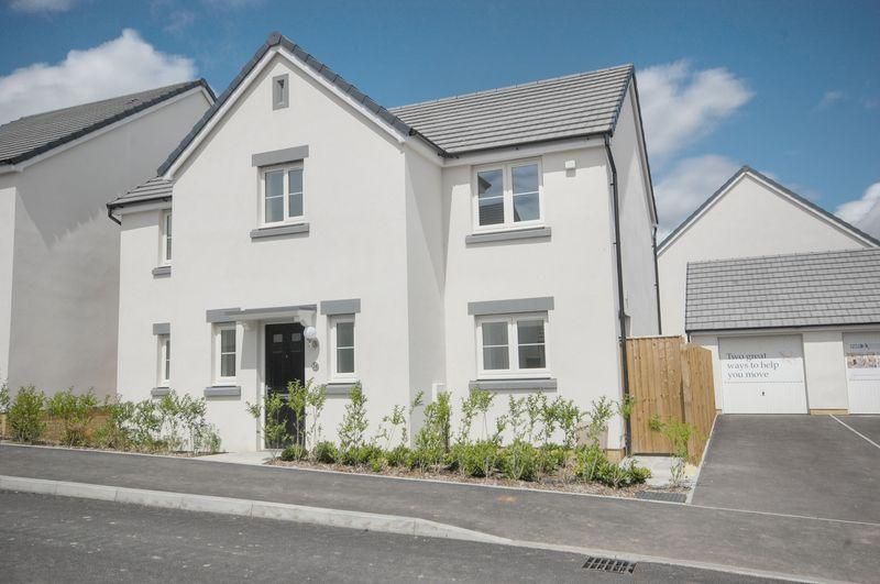 4 Bedrooms Detached House for sale in The Walton, Badgers Brook Rise, Ystradowen, Nr. Cowbridge, Vale of Glamorgan, CF71 7TX