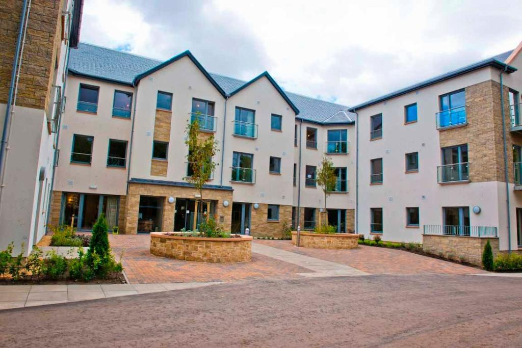 2 Bedrooms Retirement Property for sale in The Hailes , Mill Wynd, Haddington, East Lothian, EH41 4FF