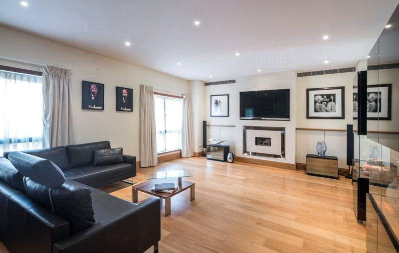 3 Bedrooms Terraced House for sale in Collection Place, 96 Boundary Road, St. John's Wood, London, NW8