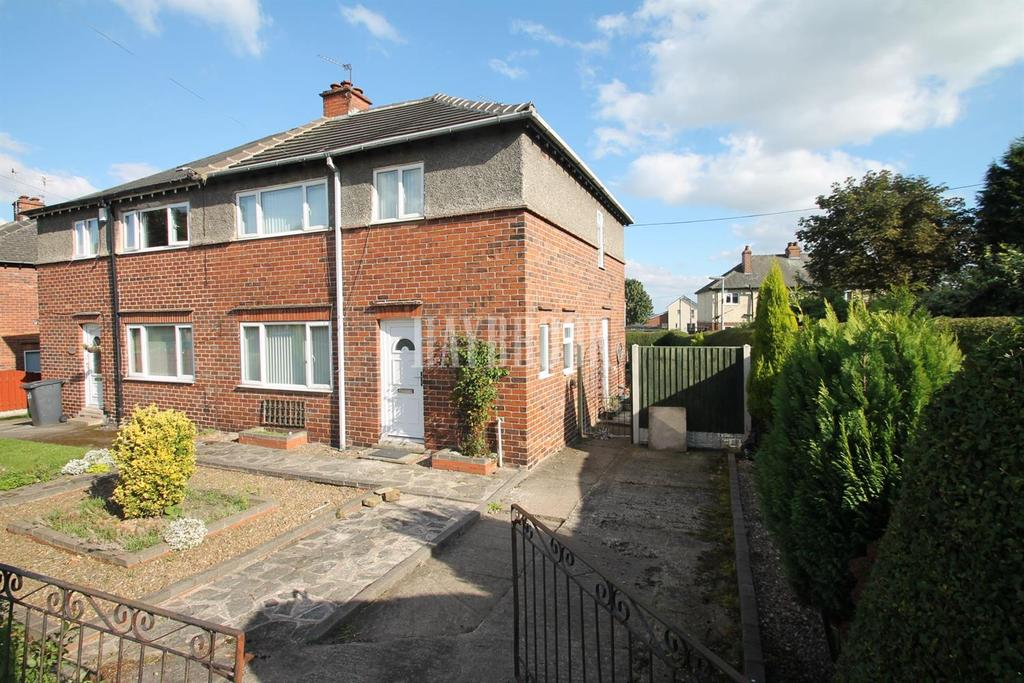 3 Bedrooms Semi Detached House for sale in West Avenue, Rawmarsh