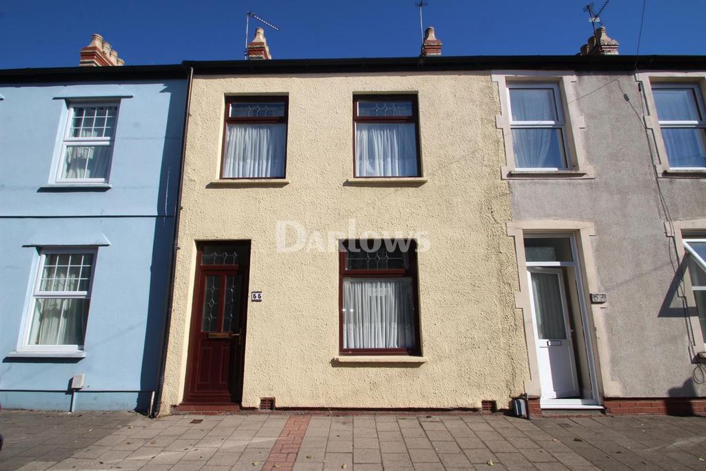 3 Bedrooms Terraced House for sale in Bertram Street, Splott, Cardiff