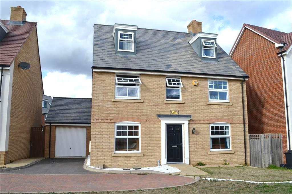 5 Bedrooms Detached House for sale in Walton Grove, Biggleswade, SG18