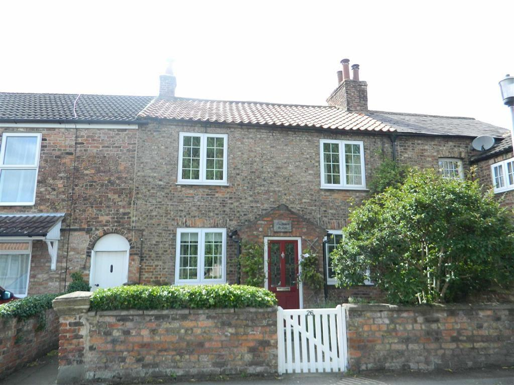 4 Bedrooms Terraced House for sale in Back Lane, Sowerby, Thirsk