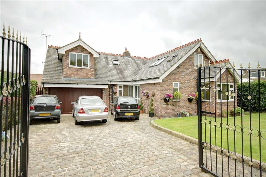 6 Bedrooms Detached House for sale in Greengate, Hale Barns, Cheshire