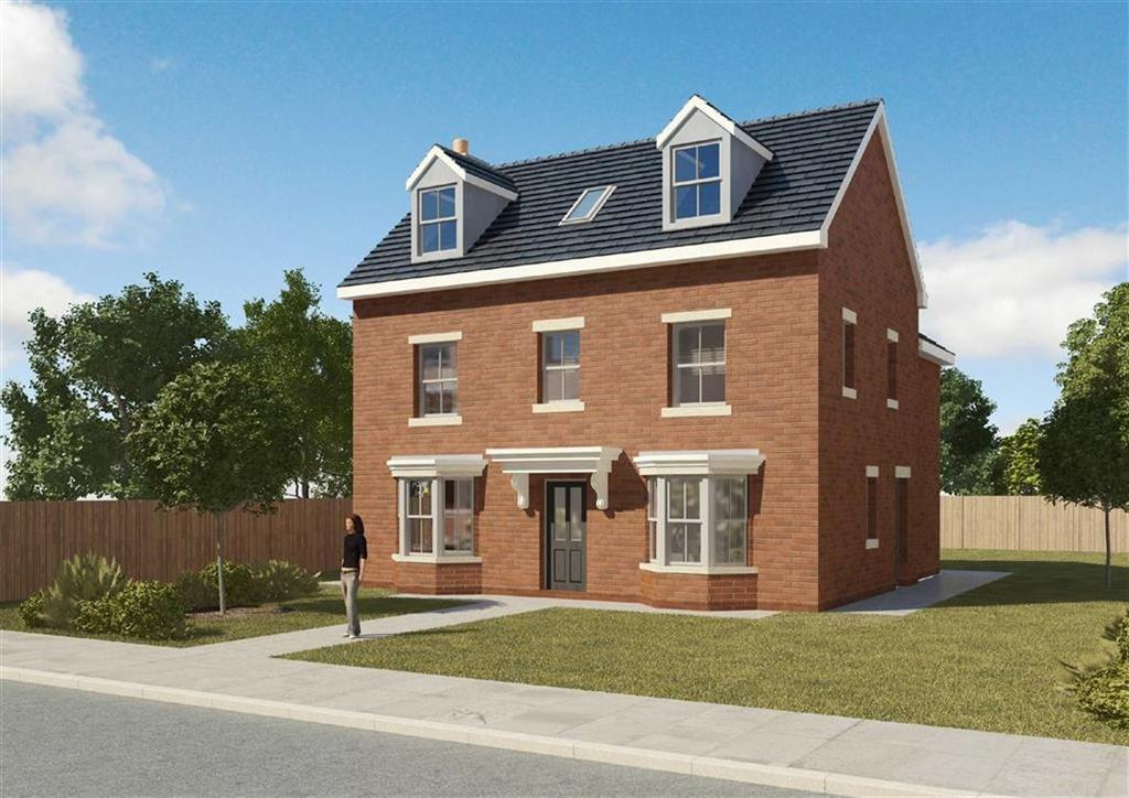 5 Bedrooms Detached House for sale in The Pavilions, Chester Road, Gresford, Wrexham