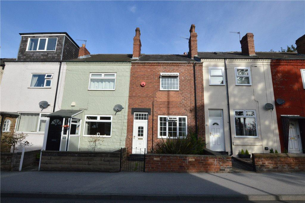 2 Bedrooms Terraced House for rent in Station Road, Kippax, Leeds