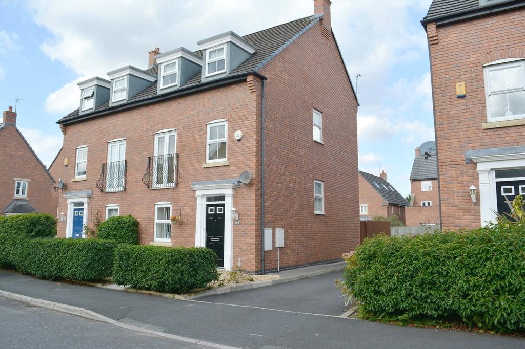 3 Bedrooms Semi Detached House for sale in Tavington Road, Halewood, Liverpool, Merseyside, L26