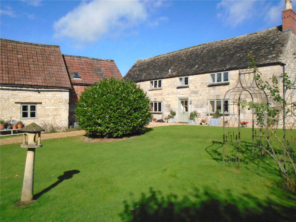5 Bedrooms Detached House for sale in Church Lane, Bentham, Gloucestershire