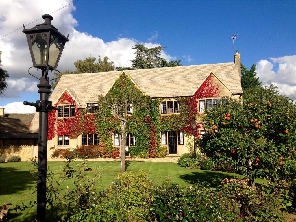 5 Bedrooms Detached House for sale in Arlington, Bibury, Gloucestershire, GL7