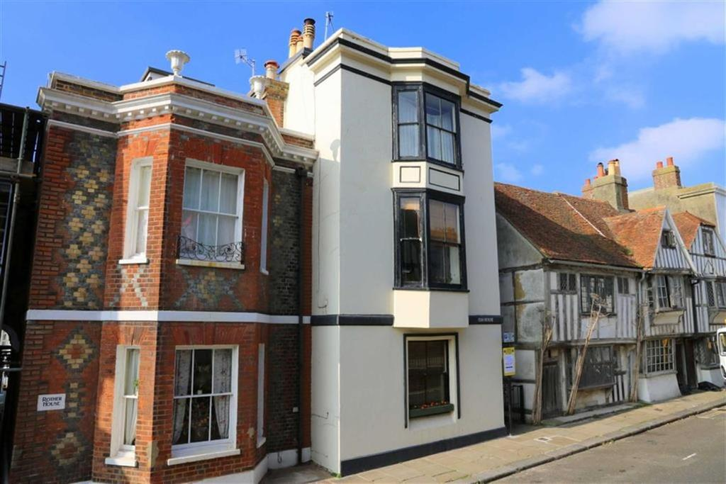 4 Bedrooms Semi Detached House for sale in All Saints Street, Hastings