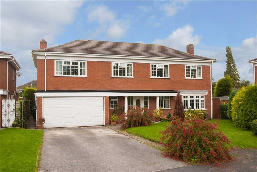5 Bedrooms Detached House for sale in Bramley Way, Whittington, Staffordshire