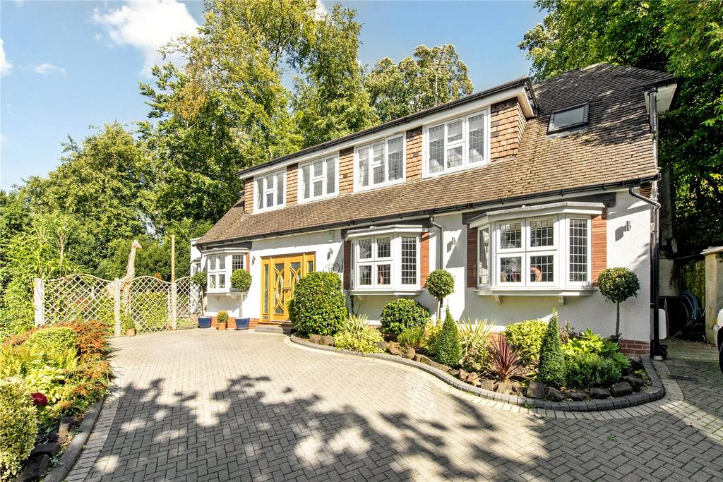 5 Bedrooms Detached House for sale in The Drive, Rickmansworth, Hertfordshire, WD3