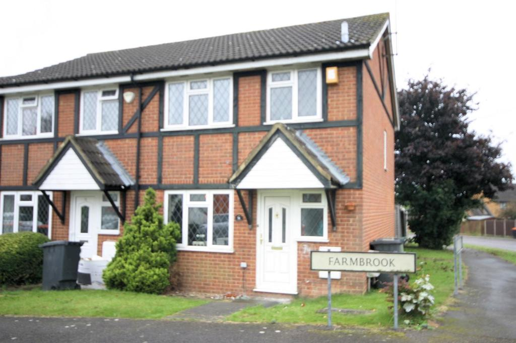 3 Bedrooms End Of Terrace House for sale in Farmbrook, Luton