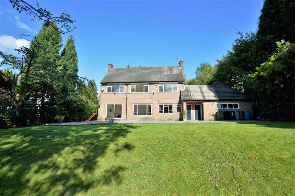 4 Bedrooms Detached House for sale in Carrwood, Hale Barns, Cheshire, WA15